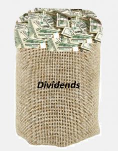 Revenus passifs dividende