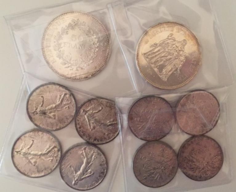 investir pièces or et argent