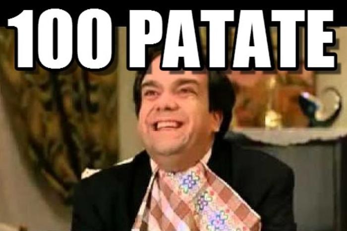 100 Patate