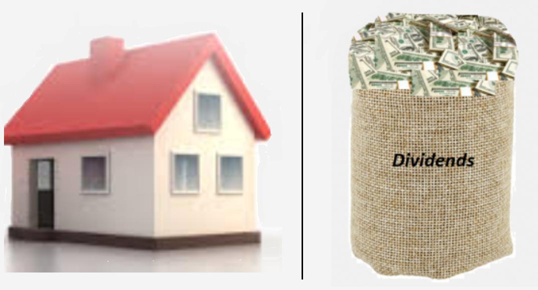 immobilier et dividendes